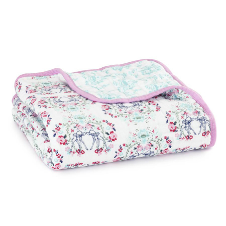 Picture of Aden+Anais® Classic Dream Blanket Bambi (120x120)