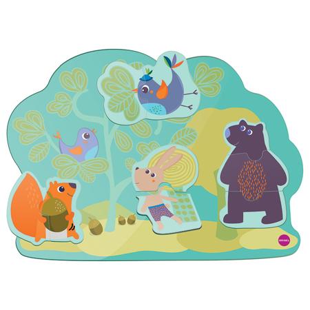 Immagine di Oribel® Vertiplay Coniglietto e i suoi amici