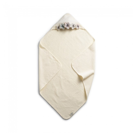 Picture of Elodie Details® Hooded Towel Embedding Bloom (80x80)