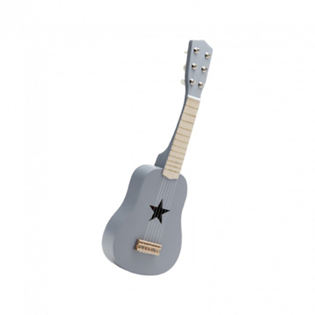 Picture of Kids Concept® Wooden Guitar Grey