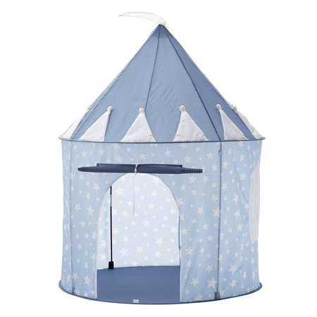 Picture of Kids Concept® Play tent Star Blue