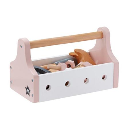 Immagine di Kids Concept® Cassetta degli attrezzi Star Pink
