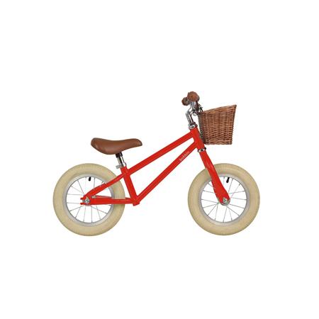 Immagine di Bobbin® Bici senza pedali per maschietti Moonbug Balance Red