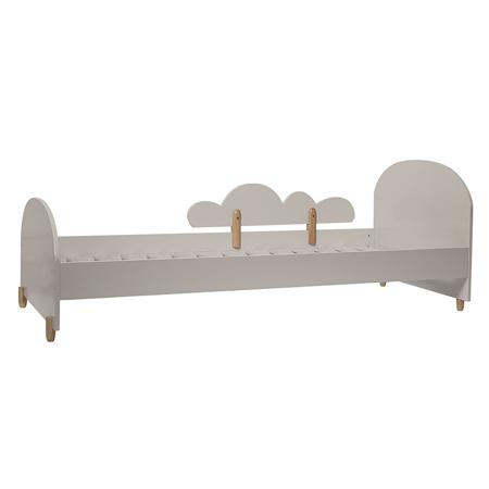 Immagine di Bloomingville® Struttura letto marrone 200x70cm