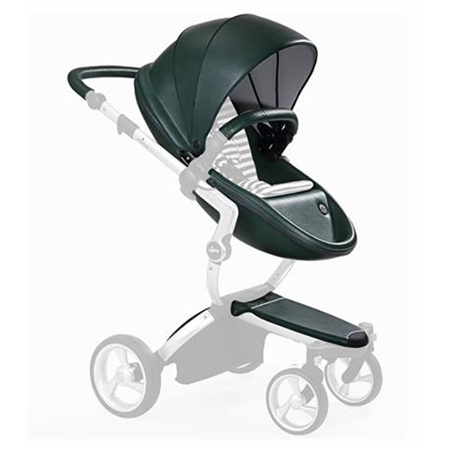 Picture of Mima® 2In1 Carrycot And Sports Seat Xari British Green