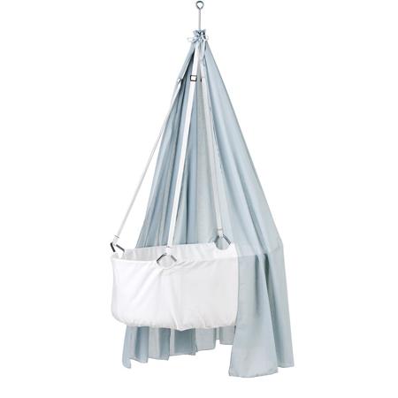 Immagine di Leander® Velo per la culla - Blu chiaro
