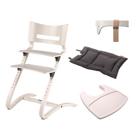 Immagine di Leander® Seggiolone con accessori White