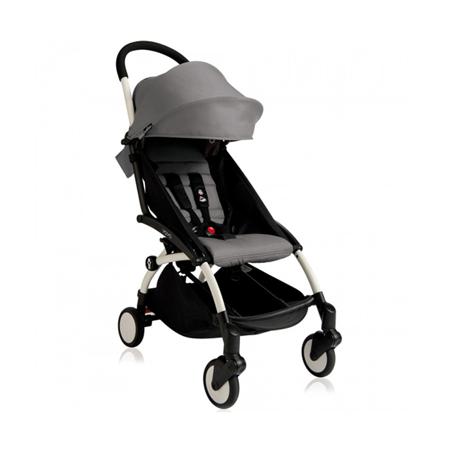 Slika Babyzen® YOYO+ Otroški voziček 6+ Grey White Frame
