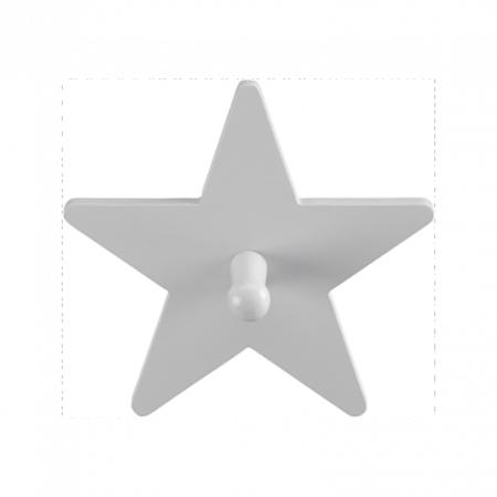 Immagine di Kids Concept® Appendiabiti Star Grey