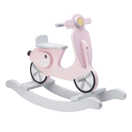 Immagine di Kids Concept® Rocking scooter Pink