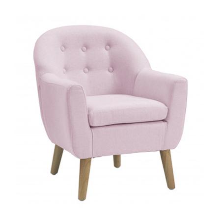 Immagine di Kids Concept® Poltrona per bambini Pink