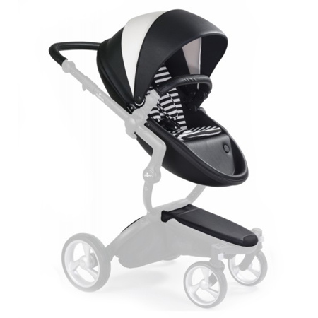 Picture of Mima® 2In1 Carrycot And Sports Seat Xari Black&White