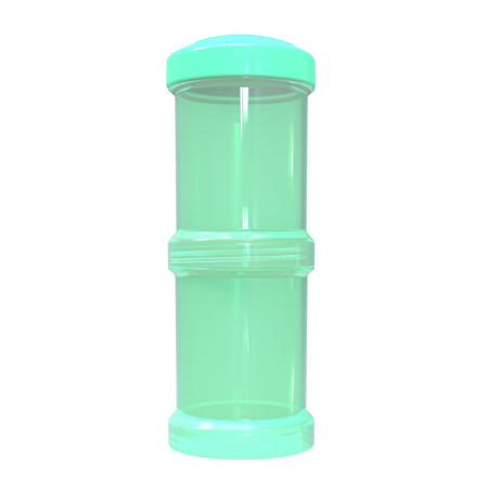 Immagine di Twistshake® Container 2x 100ml Pastello - Verde Pastello