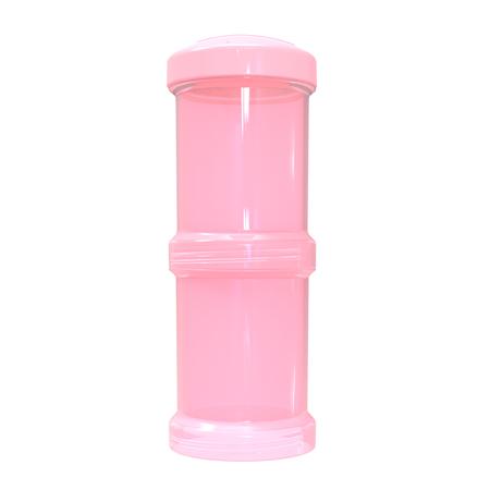 Immagine di Twistshake® Container 2x 100ml Pastello - Rosa Pastello
