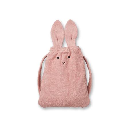 Immagine di Liewood® Zaino asciugamano Rabbit Rose 135x72