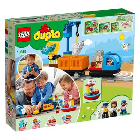 Immagine di Lego® Duplo Treno merci