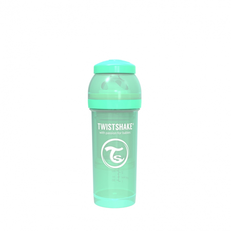 Immagine di Twistshake® Anti-Colic 260 ml Pastello - Verde Pastello