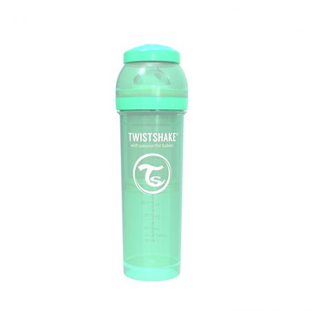 Immagine di Twistshake® Anti-Colic 330 ml Pastello - Verde Pastello