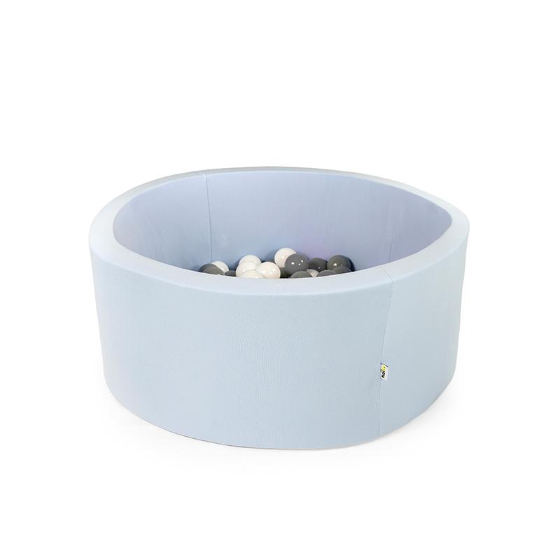 Immagine di Misioo® Piscina con palline Light Blue Basic Smart