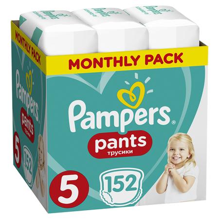Immagine di Pampers® Pannolini la Mutandina taglia 5 (11-16 kg) 152