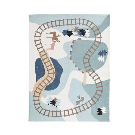 Immagine di Kids Concept® Tappeto Woodland Edvin 130x170