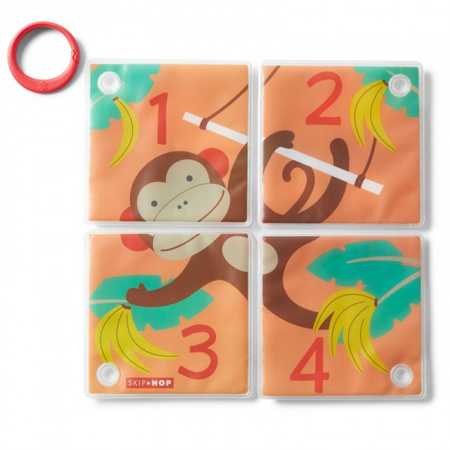 Picture of Skip Hop® Count&Play Bath Puzzle
