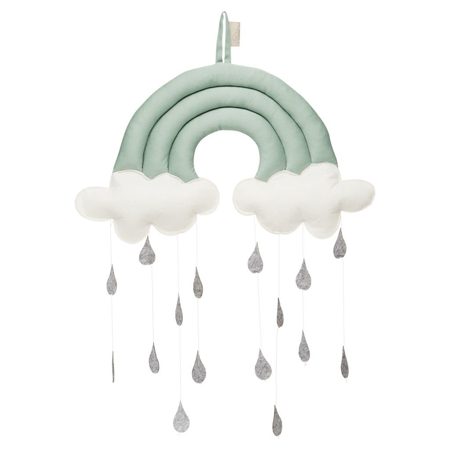 Immagine di CamCam® Arcobaleno decorativo pendente Sea Green