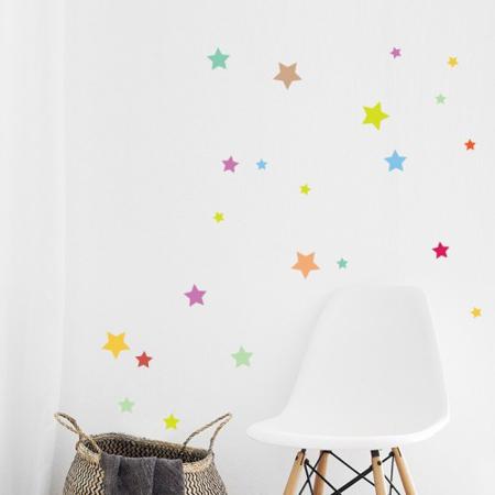 Immagine di Pick Art Design® Adesivo da parete Stelline