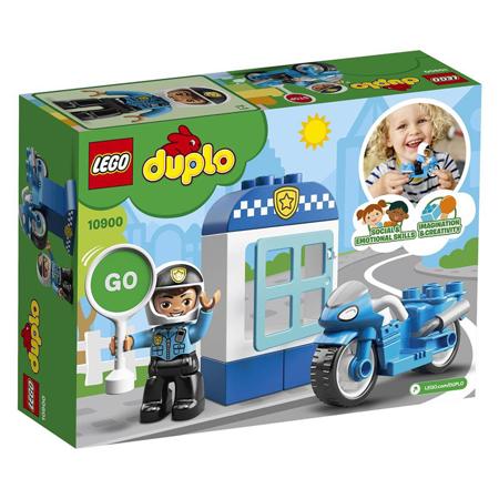 Immagine di Lego® Duplo Moto della polizia