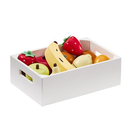 Slika Kids Concept® Zaboj mešanega sadja