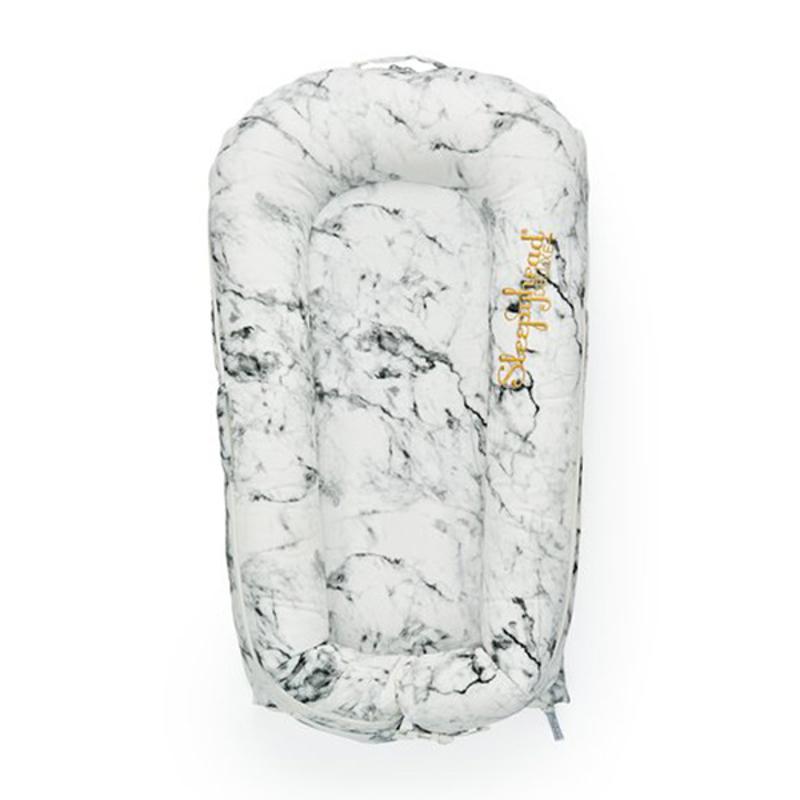 Immagine di Sleepyhead® Riduttore nido Deluxe Carrara Marble (0-8m)