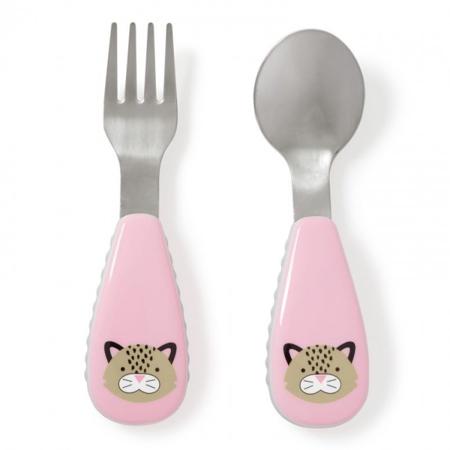 Immagine di Skip Hop® Set posate Leopardo