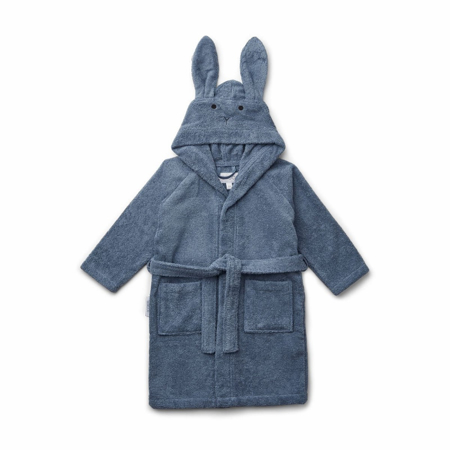 Immagine di Liewood® Accappatoio Lily Rabbit Blue Wave