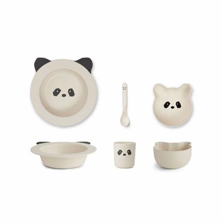 Immagine di Liewood® Set pappa bamboo baby Panda