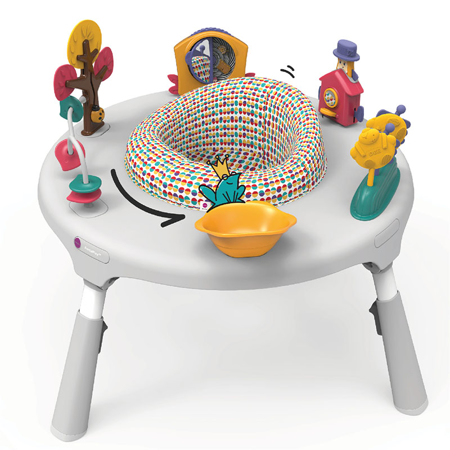 Immagine di Oribel® Portaplay activity center Convertibile Wonderland