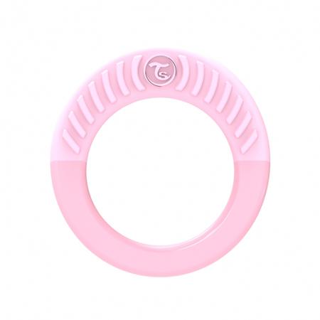 Immagine di Twistshake® Massaggiagengive 1+m - Rosa Pastello