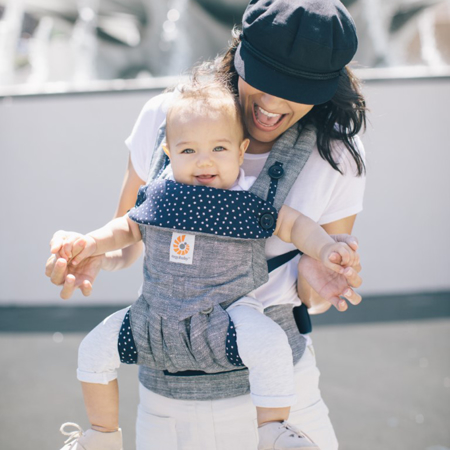 Picture of Ergobaby® 360 Baby Carrier All Carry Positions Star Dust