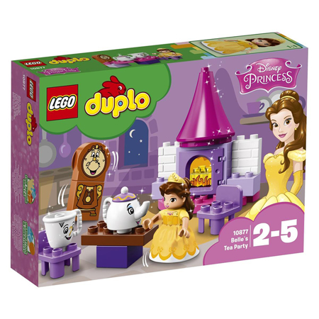 Picture of Lego® Duplo Belle's Tea Party