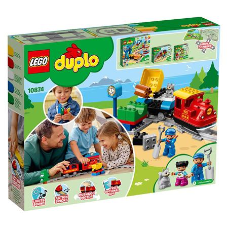 Immagine di Lego® Duplo Treno a Vapore