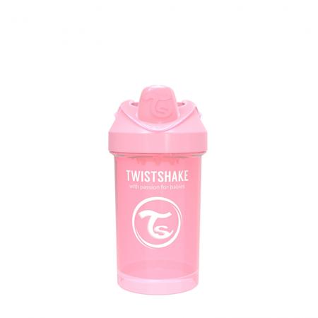 Immagine di Twistshake® Crawler Cup 300ml Pastello - Rosa Pastello