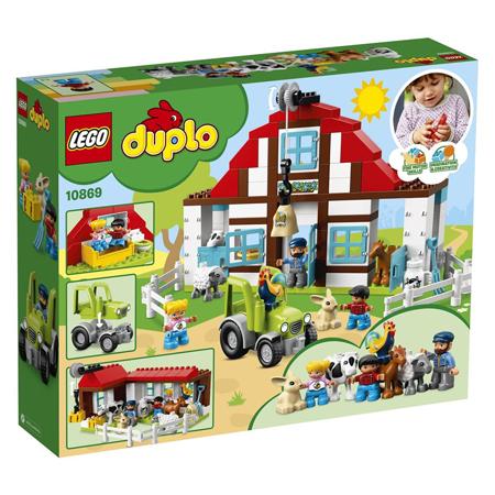 Immagine di Lego® Duplo Avventura nella fattoria
