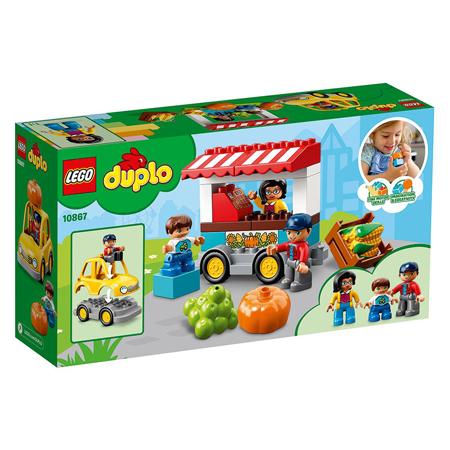 Immagine di Lego® Duplo Il mercatino biologico