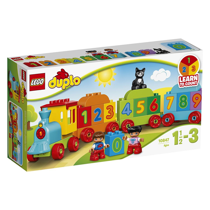 Picture of Lego® Duplo Number Train