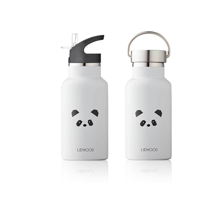 Immagine di Liewood® Bottiglia in acciaio inossidabile Panda Light Grey