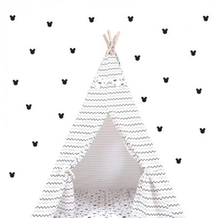 Immagine di Pick Art Design® Adesivo da parete Mickey Mouse