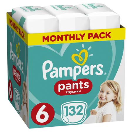 Immagine di Pampers® Pannolini la Mutandina taglia 6 (13-18 kg) 132 pezzi