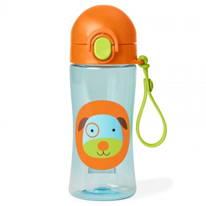 Immagine di Skip Hop® Borraccia sportiva per bambini Cagnolino