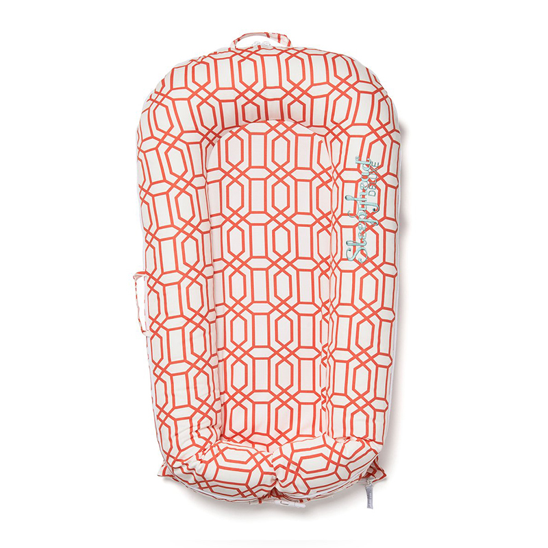 Sleepyhead® Večnamensko gnezdece Deluxe Coral Trellis (0-8m)