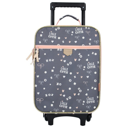 Picture of Kidzroom® Trolley Suitcase Fearless