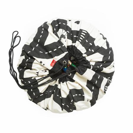 Immagine di Play&Go® Sacco portagiochi e tappeto Roadmap